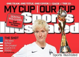 Sports Illustrated Celebrate Women's World Cup Victory In the Best Possible Way