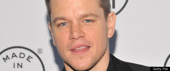 Matt Damon Scott Walker Recall