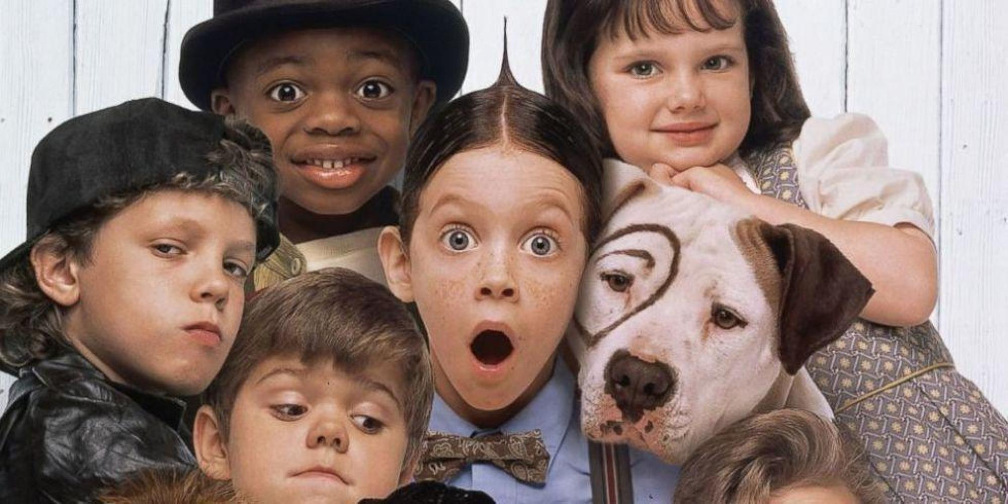 The Dogs Name Off Of Little Rascals