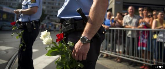 NORWAY TERROR ATTACKS