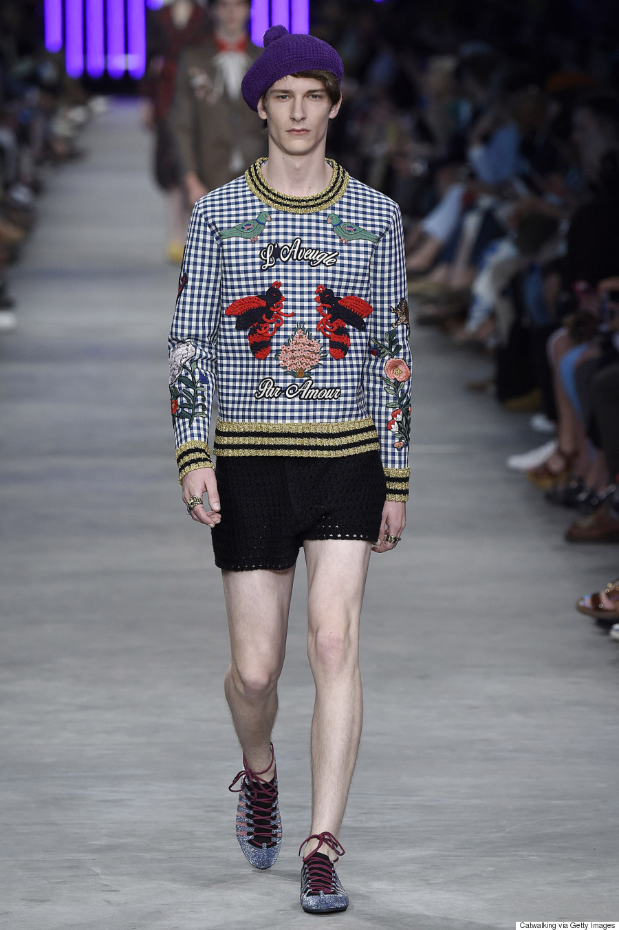 Gender-Bending Style: How Androgynous Men's Fashion ...