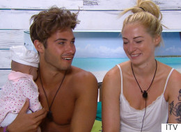 Love Islanders Left Holding The Baby In Latest Task