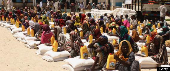 SOMALIA WOMEN FAMINE