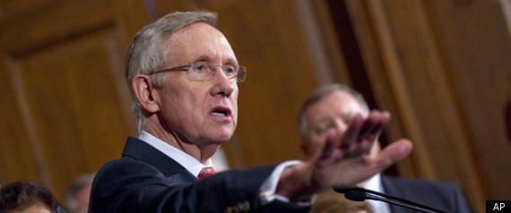 DEBT CEILING HARRY REID