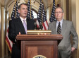 Defense Cuts Hold Up Debt Ceiling Deal