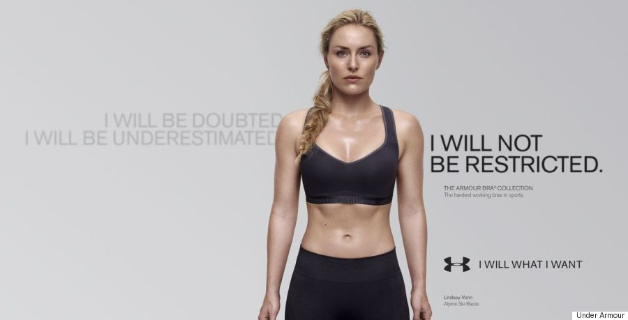Under Armour Lindsey Vonn Collection >> Gisele Bundchen Joins Misty Copeland And More In New Under Armour Campaign