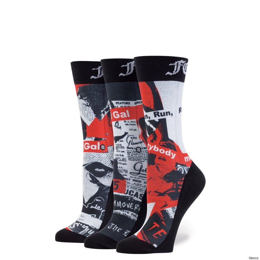 rihanna socks