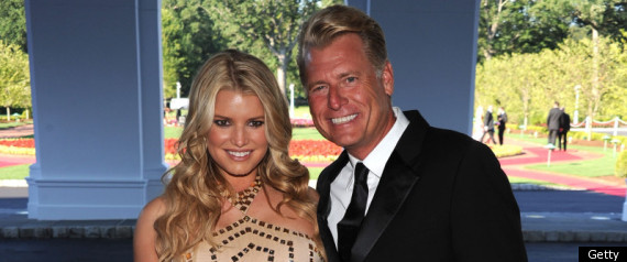 Jessica Simpson Joe Wedding Date