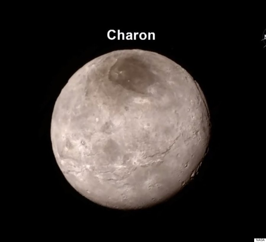 Charon Moon: Dazzling New Pluto Photos Are The Best Ever Taken Of The