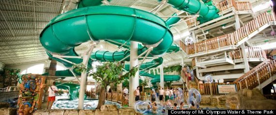 MT OLYMPUS WATER THEME PARK