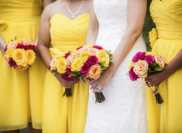 A Reality Check About Those Bridesmaid Dresses You Picked Out
