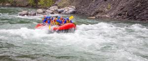 Rafting Kananaskis