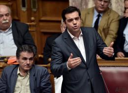Le Parlement grec adopte le troisième plan d'aide à Athènes