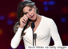 Caitlyn Wows In Versace At Emotional ESPYs