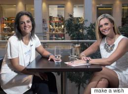 Σάντρα Ζαφειρακοπούλου: Η διευθύντρια του Make a Wish Hellas μιλά για το έργο της οργάνωσης στην Ελλάδα