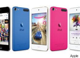 Rather Than Killing It, Apple's Just Unveiled Its Most Powerful iPod Touch Yet