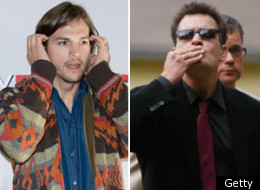 Ashton Kutcher Charlie Sheen Trailer