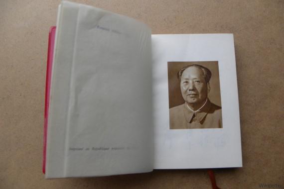 libro rosso mao