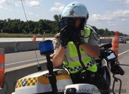 Vacances de la construction: les policiers vous surveillent!