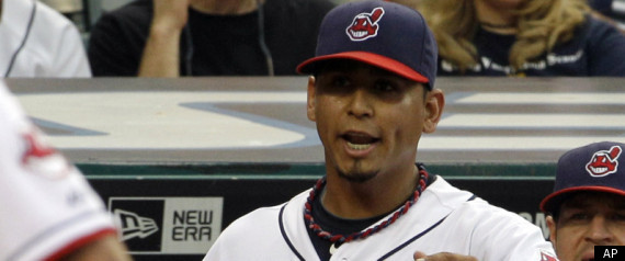 CARLOS CARRASCO SUSPENDED