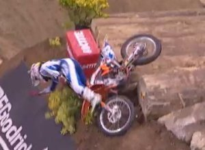 X Games Motocross Race