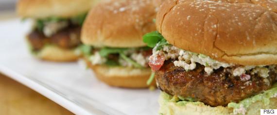 beef and chorizo burgers