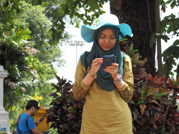uso do smartphone