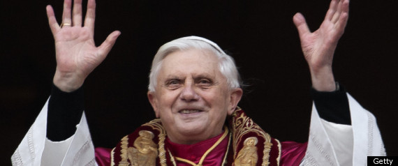 Pope Benedict Germany