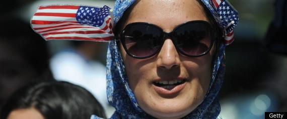 MUSLIM AMERICANS
