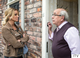 Sarah Harding Doesn't Sound Too Convinced By Her Own Acting Ability In 'Corrie'
