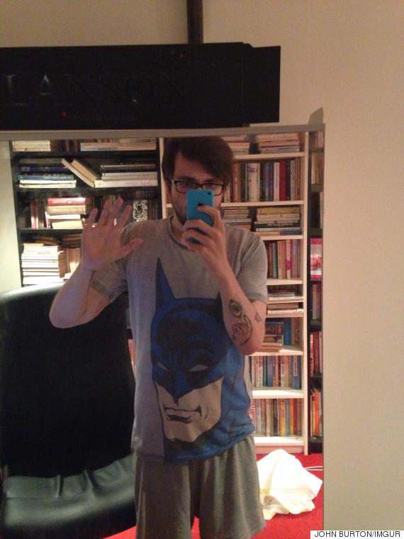 john burton shirt
