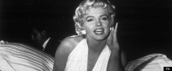 'Marilyn Monroe' Porn Film