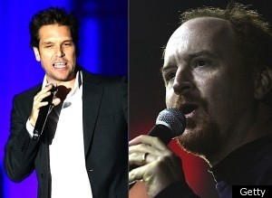 Dane Cook Louis Ck