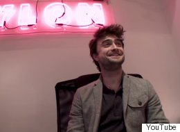 Daniel Radcliffe Worked As A Receptionist For An Hour And Failed Spectacularly