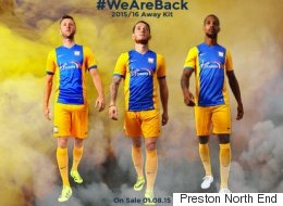 Preston North End Fans Really Aren't Happy About The Club's New 'Minions' Kit