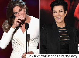 Here's What Kris Jenner Had To Say About Caitlyn's ESPYs Speech