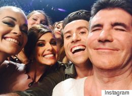 This Is Simon Cowell's 'Pleasure' Face, According To David Walliams