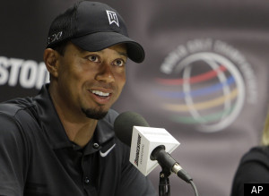 Tiger Woods Health