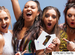 Little Mix Have A Big Reason To Celebrate
