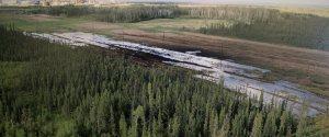 Nexen Oil Spill
