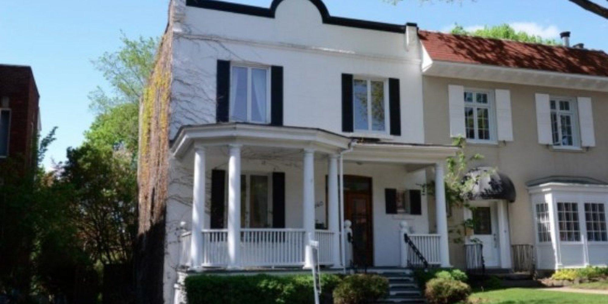 La maison où habitaient les parents dEugenie Bouchard est ...