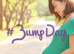 How Posting A #BumpDay Selfie Today Can Help Moms Around The World