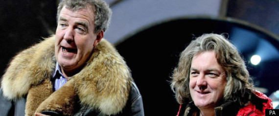 Jeremy Clarkson James May
