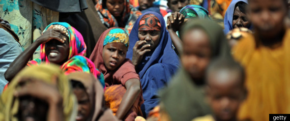 UGANDA FAMINE