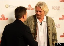 Richard Branson Challenges Entrepreneurs To Be A 'Force For Good'