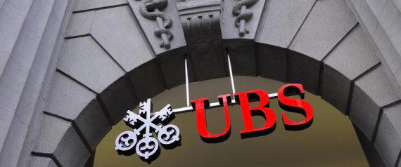 UBS TAX EVASION