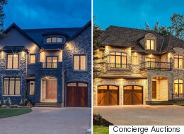 LOOK: These Amazing Luxury Homes Are Going Up For Auction