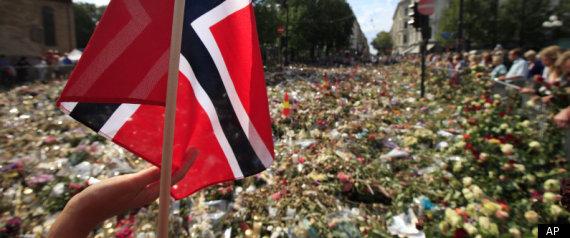 NORWAY ATTACK MEMORIAL