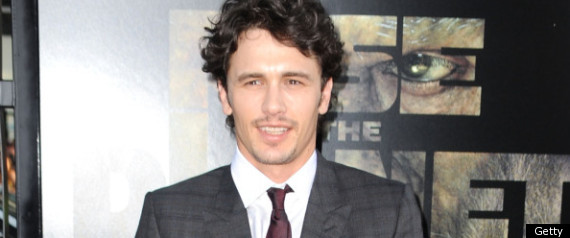 James Franco Taches Nyu Class