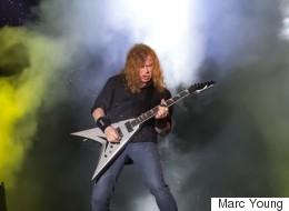 FEQ 2015: Megadeth en grande forme sur les plaines